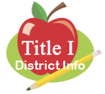 Title I District info icon